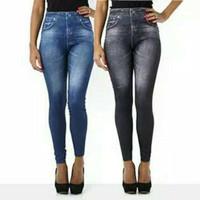 Celana Legging Jeans / Celana Pelangsing / Celana Ketat