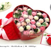 Trulychoco cokelat love special 2018