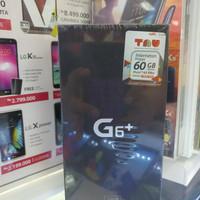 LG G6 plus - anti air - Ram 128gb - garansi resmi - bisa gojek