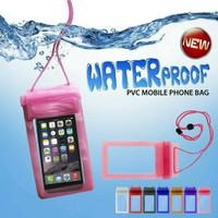 Universal Sarung Waterproof Case Smartphone Sarung Anti Air HP