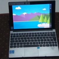jual laptop bekas 2 in 1 acer one 10 s1001 s100x