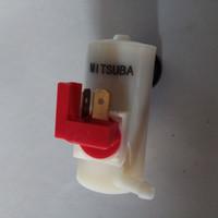 motor pompa air wiper washer honda