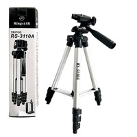 Portable Tripod Stand 4-Section Aluminum Legs RS-3110A TERLARIS