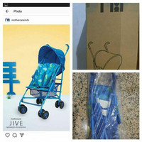 new stroller mothercare jive