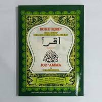Buku IQRO Bendel Besar Juz Amma dan Terjemah Kertas CD (Kertas Koran)