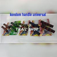 kondom handle universal buat semuanya jenis motor