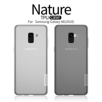 Soft Case Nillkin Samsung Galaxy A8 2018 TPU Nature Series