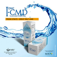 Ionic Concentrated Mineral Drops ( ICMD ) 30 ml