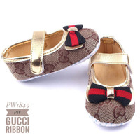 PW51 - Prewalker GUCI pita shoes baby sepatu bayi cewek