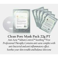 clean pore mask