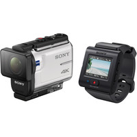 Sony FDR-X3000R / X3000 Action Camera with Live-View Remote