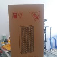 Harga rak komponen raaco rako isi 60 | Pembandingharga.com