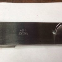 "overval tempat gembok AAA stainless steel 304 6"" (tebal)"