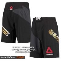 Celana UFC Import Premium / Celana MMA / Celana Muay Thai CU001