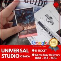 Universal Studio Japan, Jepang, Osaka, Anak ( E Ticket )