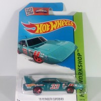 HOT WHEELS - 70 Plymouth Superbird
