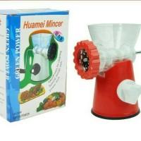 Huamei Meat Mincer Grinder Manual / Mesin Penggiling Pencacah Daging