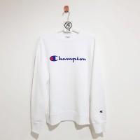 Champion Crewneck White