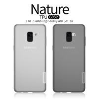 Soft Case Nillkin Samsung Galaxy A8 Plus 2018 TPU Nature Series