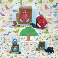Jual Mobil Diecast Miniatur Batman Spiderman Captain America Mainan Anak Murah