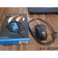 Mouse Logitech G300s / G300 S Murah