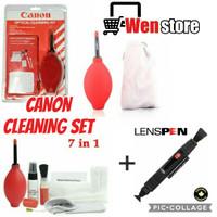 Canon cleaning kit,pembersih camera,lensa,HP,LCD,TV,Laptop dll