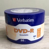 DVD-R Verbatim Bulk Pack / Spindle (50 pcs)