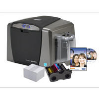 PRINTER ID CARD FARGO DTC1250e