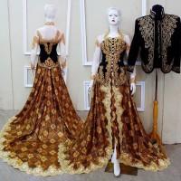 kebaya bludru jawa murah / baju pengantin adat terbaru 2018 / Tradisio