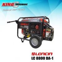 Generator / Genset Loncin LC 8800 DA-1 ( 3 Phase )