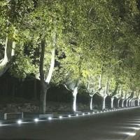 Lampu Sorot LED 100 W / 100W Outdoor Tembak Panggung Lapangan Taman