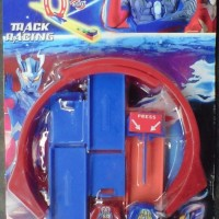 Mainan Ultramen Zero Tracking Racing - Mainan anak harga murah meriah