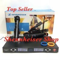Microphone Wireless Sennheiser EM 508 Koper Besi Wireless Microphone