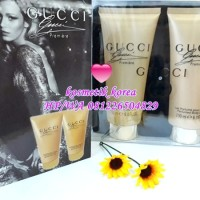 body lotion perfumed & shower gell gucci premiere 200ml