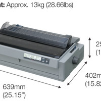 PRINTER Epson LQ-2190 Dot Matrix Printer