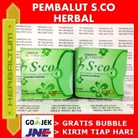 PANTYLINER - SCO - Pembalut Herbal (Hijau)