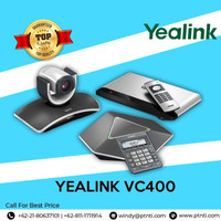 Yealink VC400 / Jual Vicon di Jakarta Barat / Solusi Video Conference