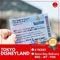 Disneyland Jepang & Disneysea Japan, Jepang, Tokyo, Student