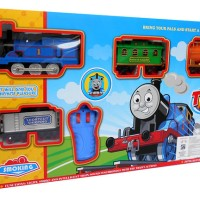 MAINAN RC KERETA TOMIS SMOKING / THE BIG FAMILY / TRAIN TRACK THOMAS