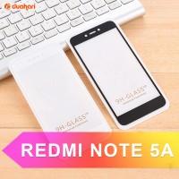 9H Tempered Glass Xiaomi Redmi note 5a / Redmi Y1 Lite Full Cover KACA