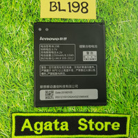 Baterai Lenovo S880 - S850 - A859 BL198 Original 100% Batre BL 198 Ori