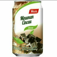 YEO'S MINUMAN CINCAU CAN 300ML