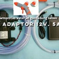 Pompa Cuci Mobil-Motor -AC