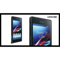 LOVE MEI 0.7 ULTRA-THIN METAL BUMPER FOR SONY XPERIA Z1 CASE HP