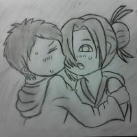 Gambar manga shineki no kyojin