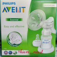 Avent Philips manual breast pump-alat pumping asi, best ASIP & terbyk