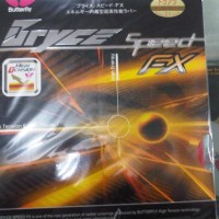 Karet Rubber Butterfly Bryce Speed Fx Bet Bat Pingpong Limited