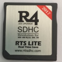 BEST SELLER R4i SDHC 3DS RTS