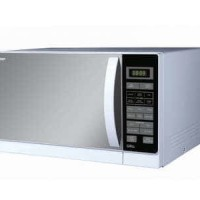 microwave with grill sharp R728(w)