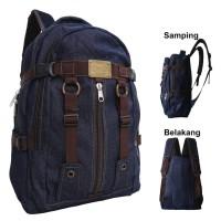 Tas Ransel Punggung Backpack Distro DG Jeans Pria Wanita Elegan Keren c0633f95b4